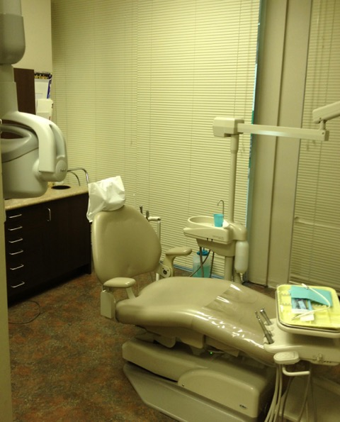 King Street Dental office